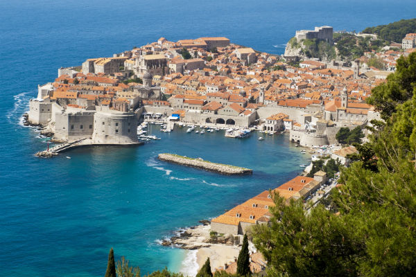 Strolling along Dubrovnik's cobbled streets, you'll feel as if you've been transported to King's Landing.