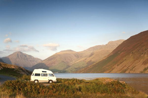 You might want to spend some in England's beautiful Lake District on your way up to the Edinburgh Fringe Festival.