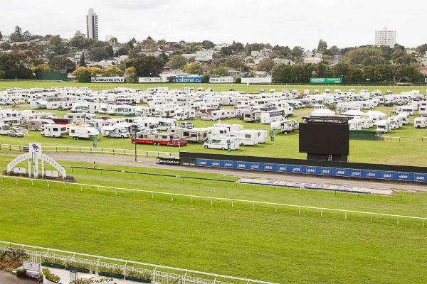 Ellerslie Racecourse is centrally located in Auckland, so exploring the city will be easy.