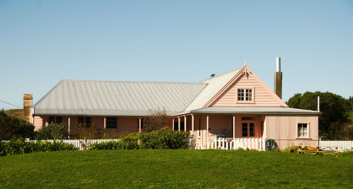 Fyffe House, New Zealand
