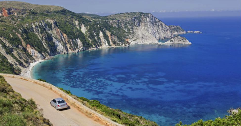 alquiler coche Grecia