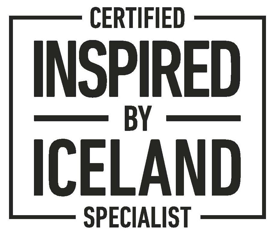 Inspired By Iceland Specialist Logo