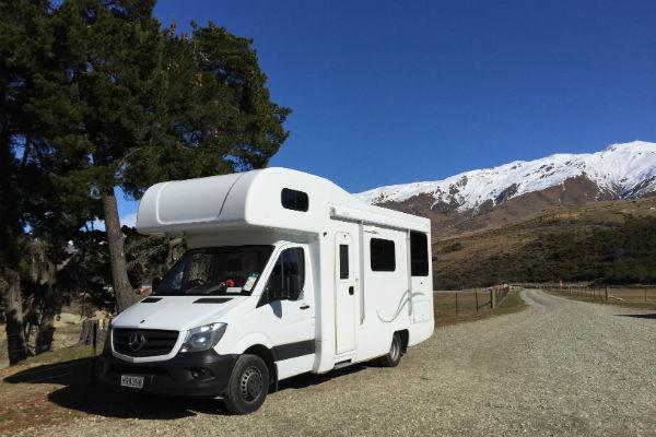 Wohnmobil mieten Neuseeland