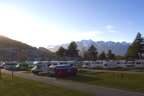 No matter where in New Zealand you go, a motorhome gives you the freedom to travel how you please.