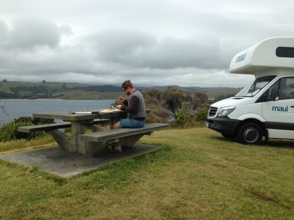 motorhome new zealand