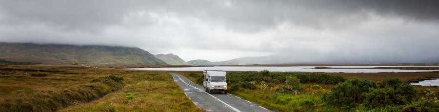 Ireland campervan rental