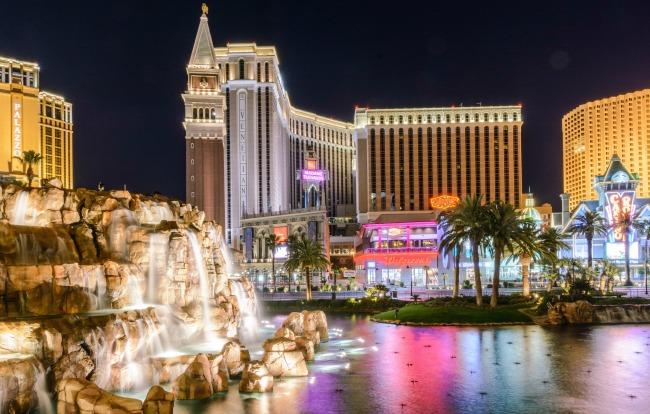 Hotel a Las Vegas