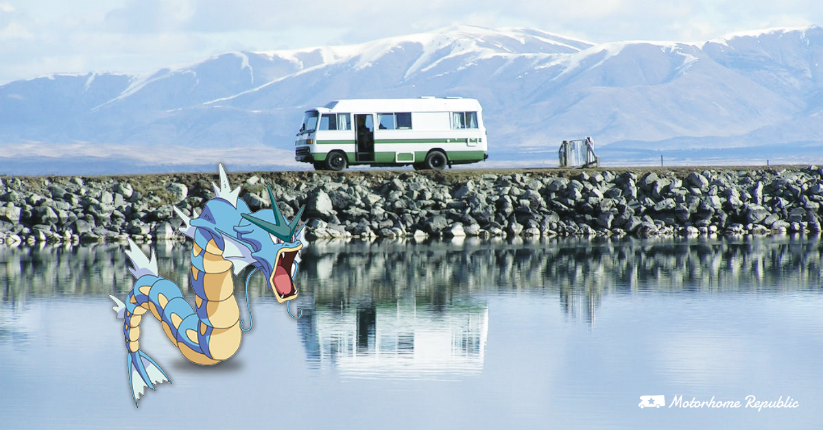 Pokemon Go road trip