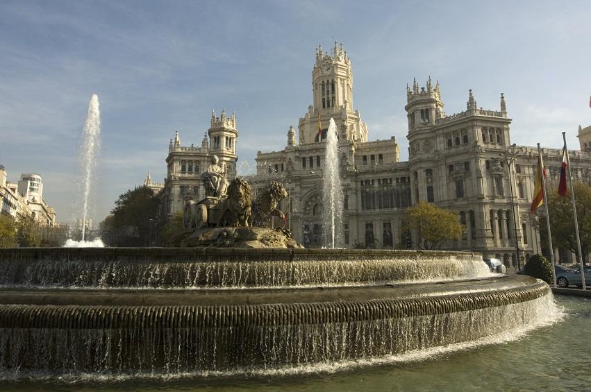 Madrid autocaravanas