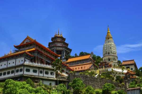 Penang offers both exotic urbanscapes and lush natural attractions