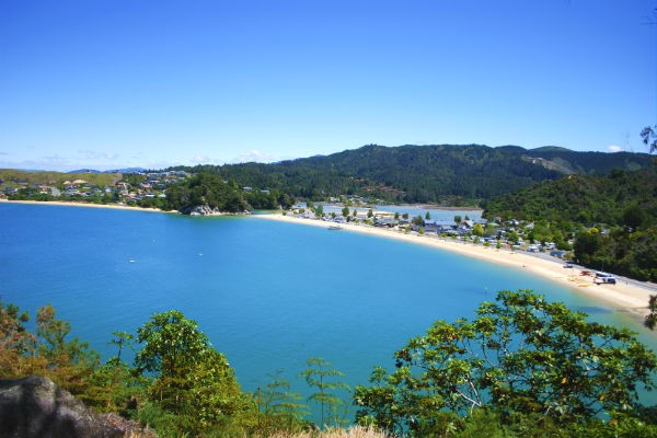 The sunny city of Nelson provides those arriving in the north of New Zealand's South Island with an idyllic welcome.