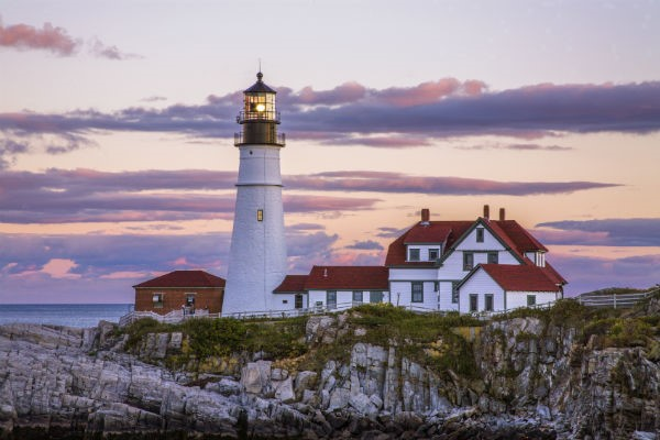 The quaint seaside towns of New England are well worth a long weekend jaunt.