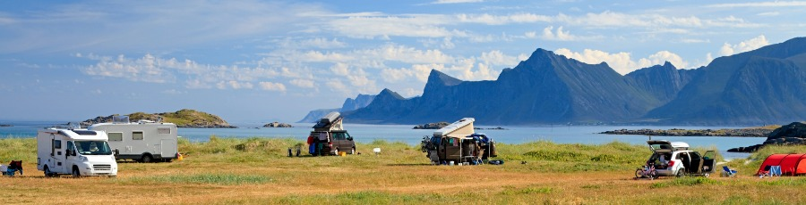 Norvege location de camping-car