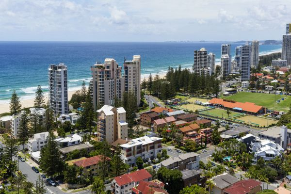Options abound when it comes to Gold Coast accommodations.