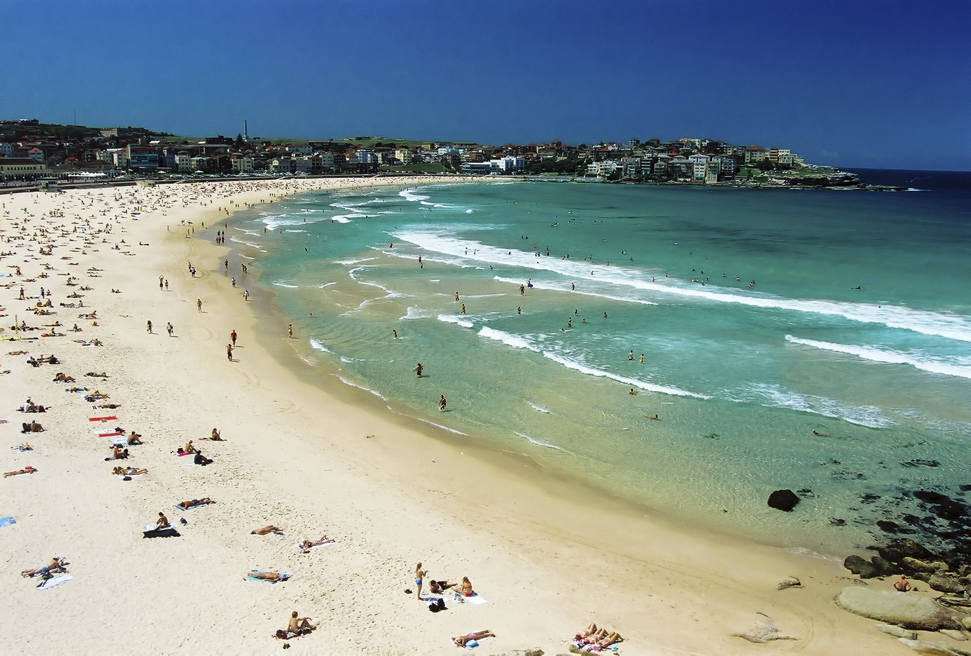 Bondi Beach car rental, Sydney