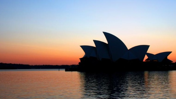 澳大利亚主要城市——悉尼的营地整理