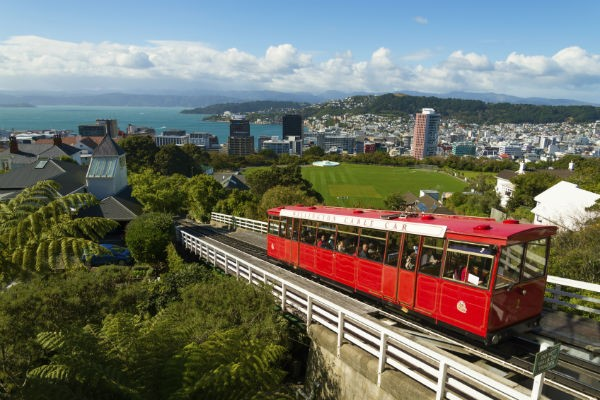 Wellington's cable cars are an iconic part of the fabric of the city.