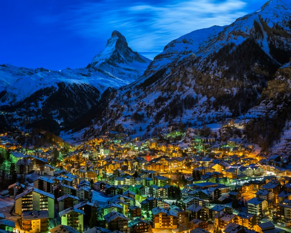 Zermatt, Switzerland car rental