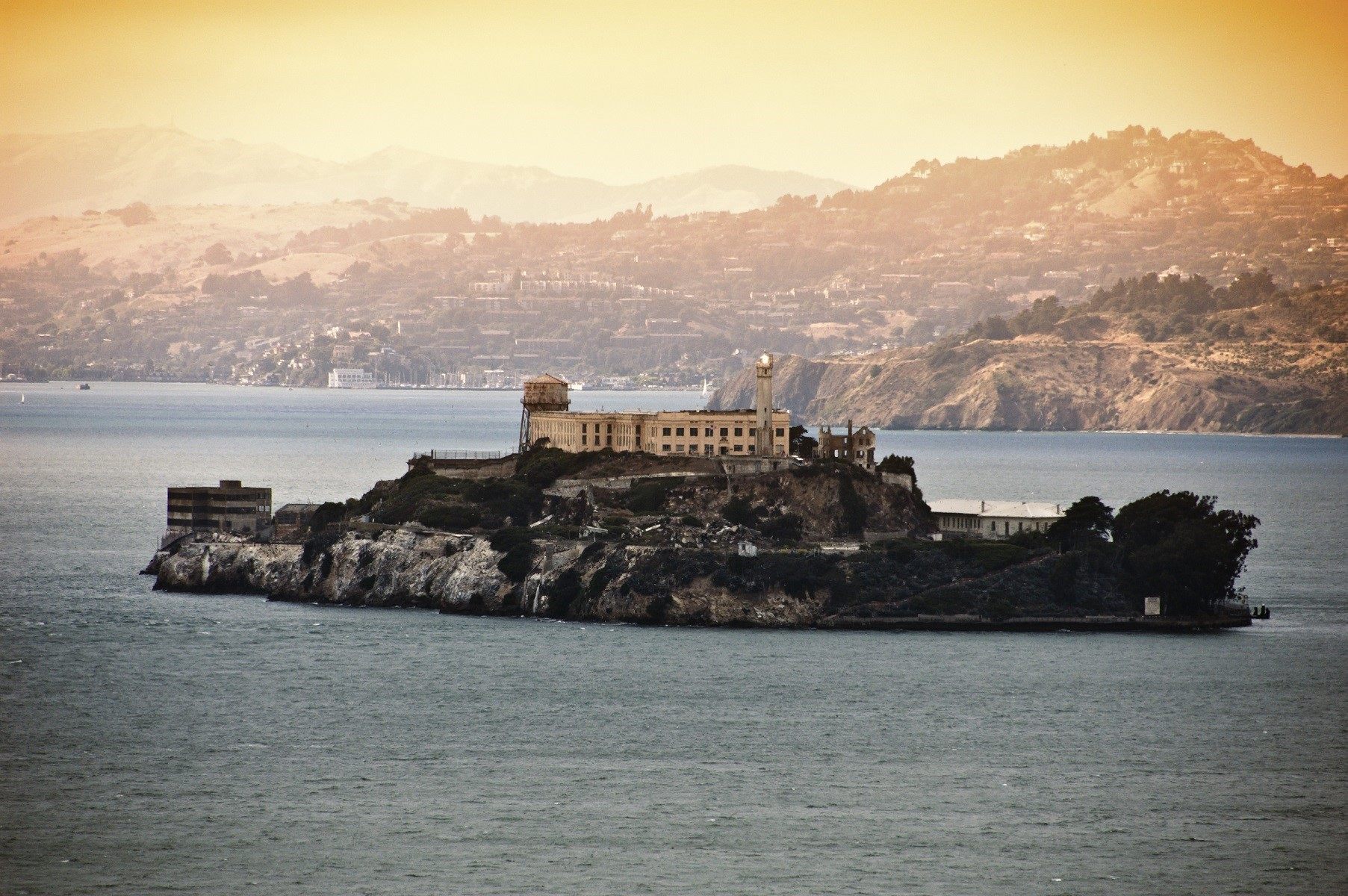 Alcatraz San Francisco