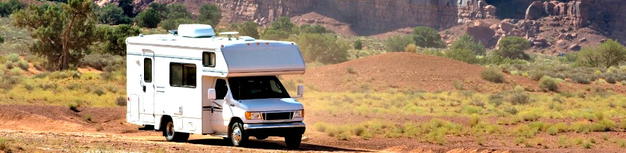 United States motorhome rental journey