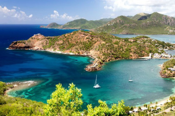 There's no need to speed on the idyllic islands of Antigua and Barbuda.