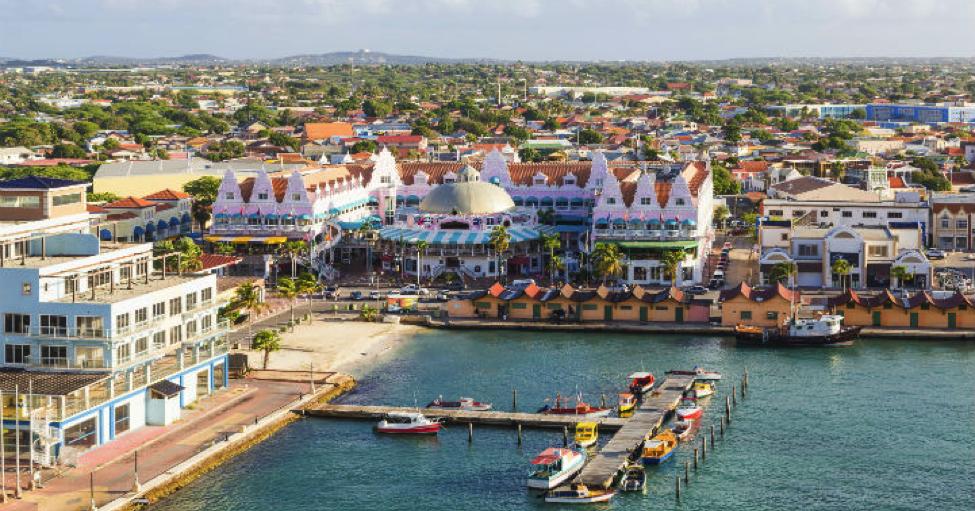 alquiler coche Aruba