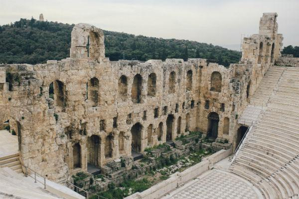 Athens is one of the most ancient major cities on Earth, and hosts myriad mindblowing historical sites.