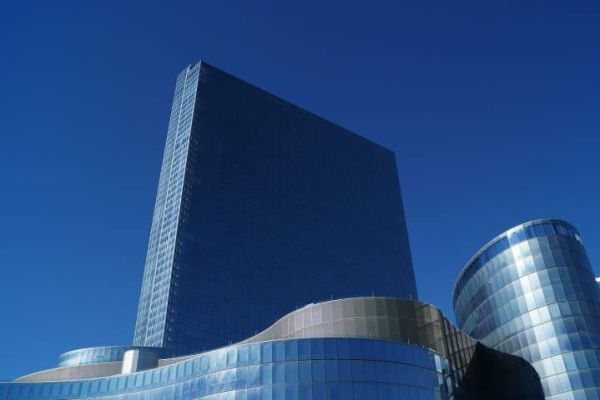 TEN is a closed resort, hotel and casino in Atlantic City, New Jersey.