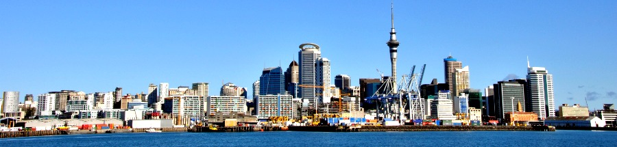 Pick up your Motorhome rental in the beautiful city of Auckland