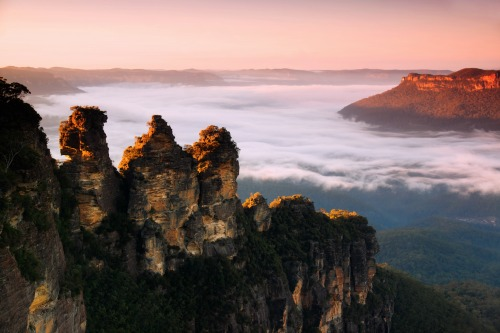 Three Sisters NSW