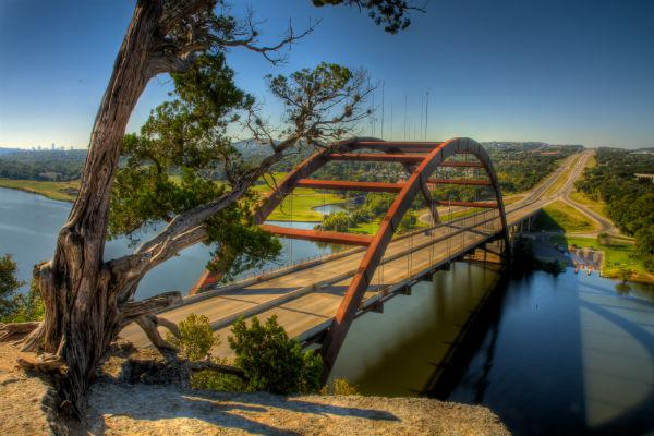 Heading out from Austin, there are all kinds of amazing places to discover.