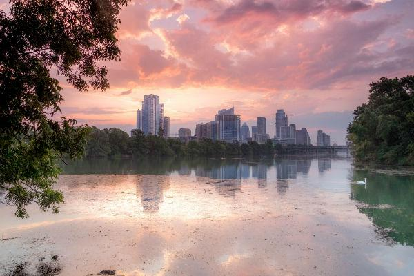 Austin is arguably the heart of Texas, and well worth a visit if you're in the Lone Star state.