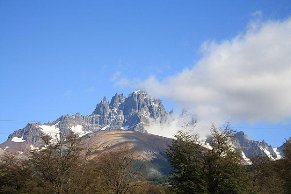 Cerro Castillo near Balmaceda