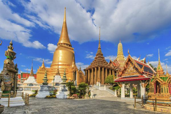 Touching down in Bangkok can be like arriving in a whole new world.