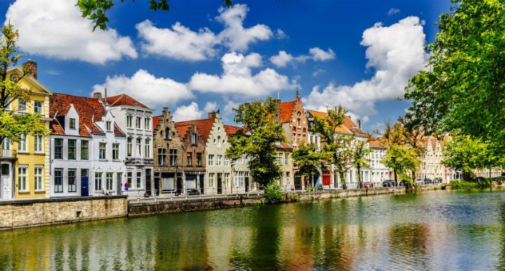 Sample the best of life in Belgium.
