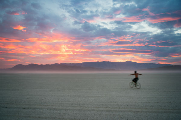 Burning Man is the ultimate exercise in creative freedom.