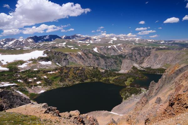 Beartooth Pass, Beartooth Mountains, Montana, Big Sky Country