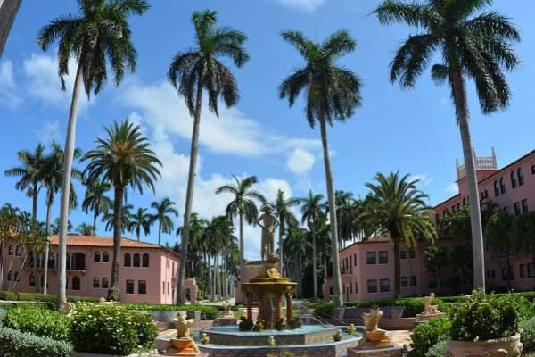 Beautiful cityscape of Boca Raton.