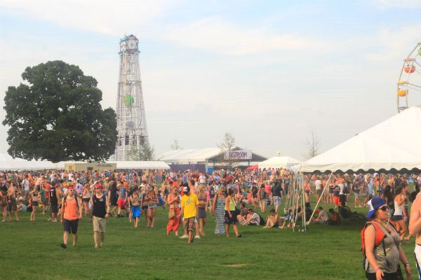 Bonnaroo is among the very best music festivals in America