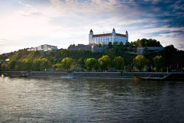 Bratislava Castle is the main castle of Bratislava, the capital of Slovakia.