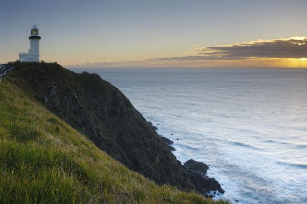 Byron Bay is within easy motorhome road trip reach of Brisbane, and makes for the perfect low key getaway.