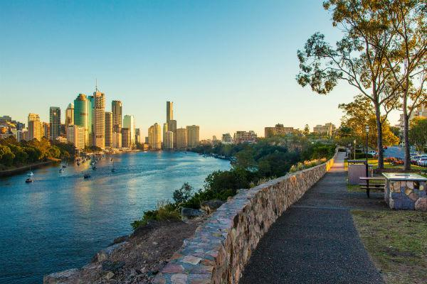 Brisbane is your gateway to northeastern Australia.