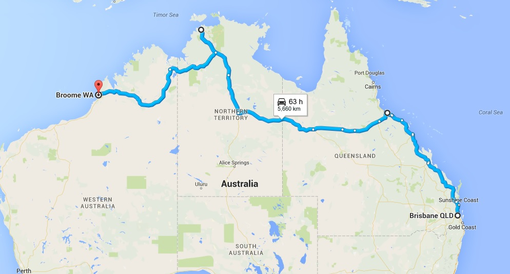 australia car rental, australia road trip