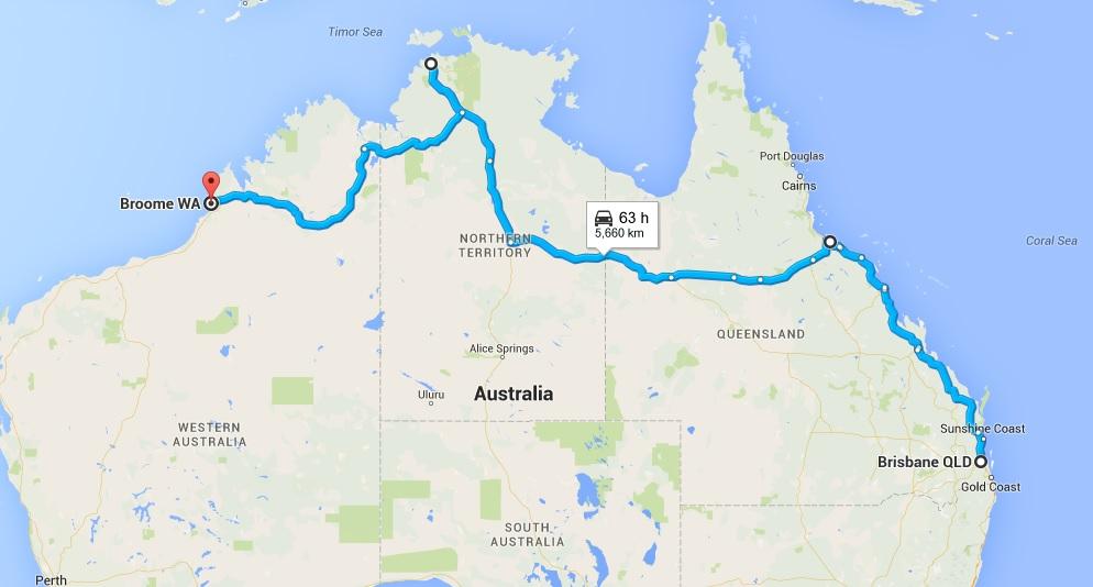 australia car rental, australia road trip