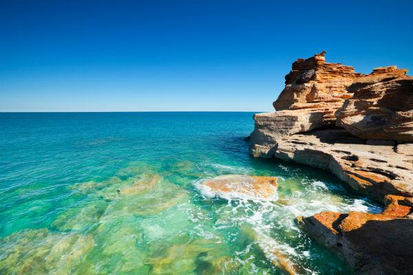 The coastline of Broome is legendarily beautiful - make sure you get to spend some time in the water.