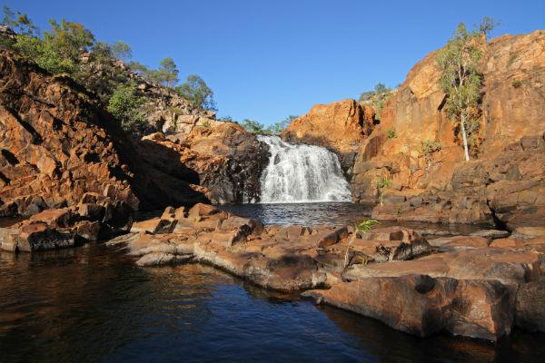 Kakadu National Park is closer to Darwin than Cairns, but there's an excellent road trip following the bullock trails west to this remarkable place.