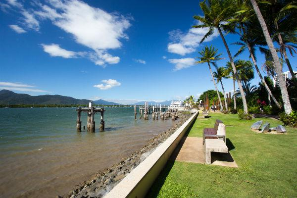 The subtropical city of Cairns not only provides access to the Great Barrier Reef, but also to a range of road trip opportunities.