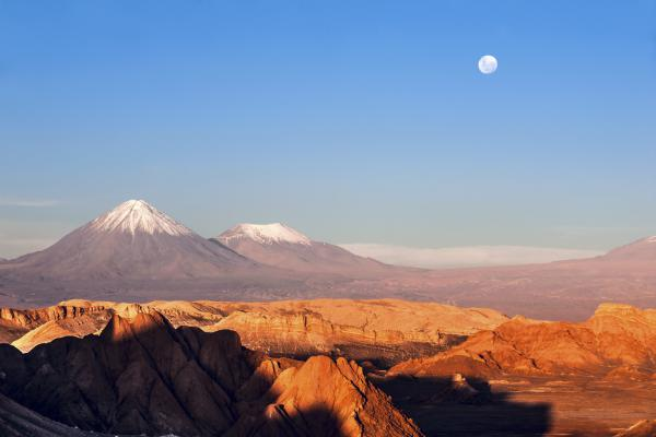The Atacama Desert is waiting when you visit Calama
