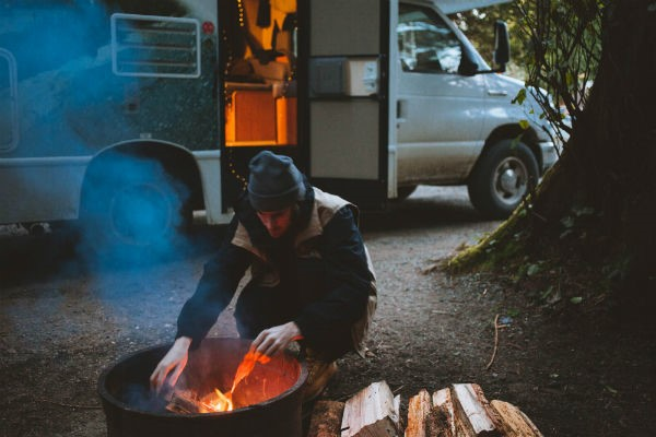 Becoming more self-sufficient is just one positive side effect of setting out on a motorhome journey.
