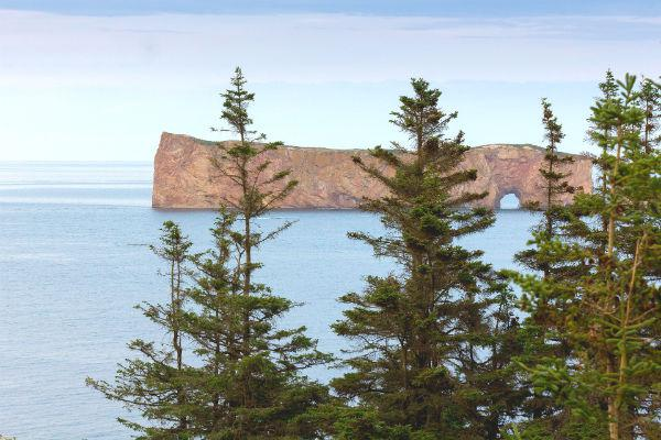 Gaspé Peninsula is best visited in the shoulder season to avoid crowds, but it's lovely at any time of the year.